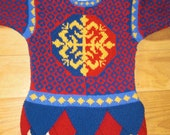 Four Year Jester Sweater