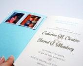 Passport Wedding Invitation Set: Destination Wedding