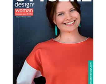 Ottobre Design Magazin Sewing Pattern for Women & Girls 5/ 2014 Autumn