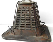 Antique Open Fire Toaster
