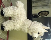 Natasha the Alpaca Crochet Pattern