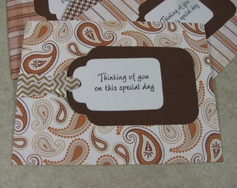 the naturals papers any occasion card set of blank cards