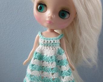 Middie Blythe Crochet Dress