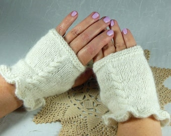 The Anne Mitts Knitting Pattern PDF Pattern