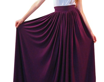 Women's Goddess Maxi Skirt