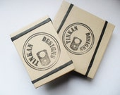 FREE Recycled Kraft Gift Box, for customers who are already buying Tinkan Designs Jewelry
