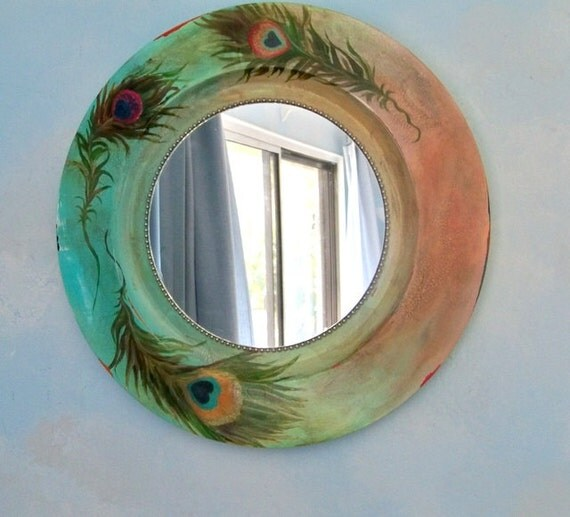 Pays miroir boh me chambre d coratif minable mur miroir for Miroir boheme