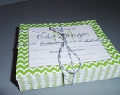 Custom color book plate labels, printed personalized bookplate stickers by lemon tree cards