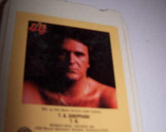 T.G. Sheppard 8-track tape