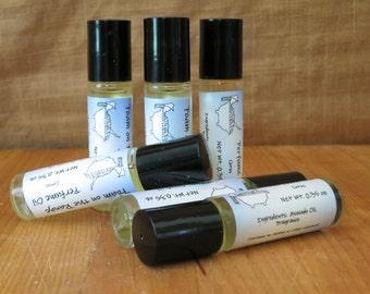 Oatmeal, Milk & Honey Perfume Oil