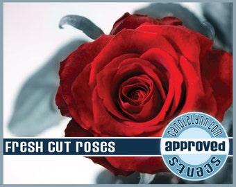 FRESH CUT ROSES Fragrance Oil, 1 oz