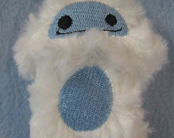 Dzu-teh the Yeti Stuffed Animal MINI