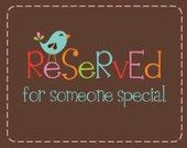Reserved Listing for Edna