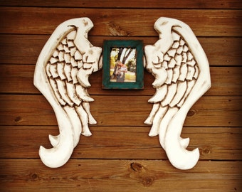 My Guardian Angel Wings Wall Decor or Photo Prop