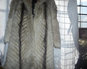 Fur coat from germany