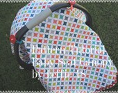 PATTERN, Super Simple Baby Seat Canopy Sewing tutorial, w Photos, pdf