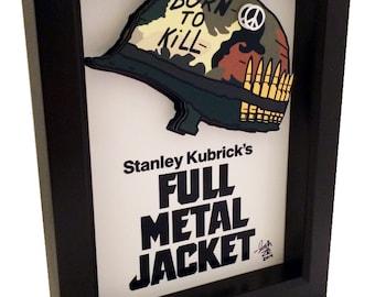Full Metal Jacket Movie Art 3D Pop Artwork