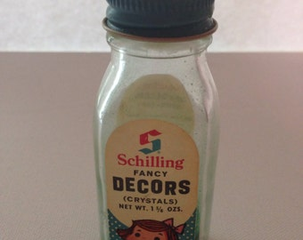 Vintage Schilling Fancy Decors