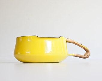 Vintage Danish Modern Dansk Kobenstyle Butter Warmer