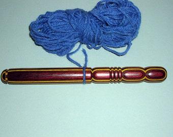 nostepinne, yarn re-winder, colorwood, 62 C