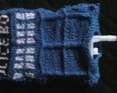 Tardis inspired Ostomy Bag Cover