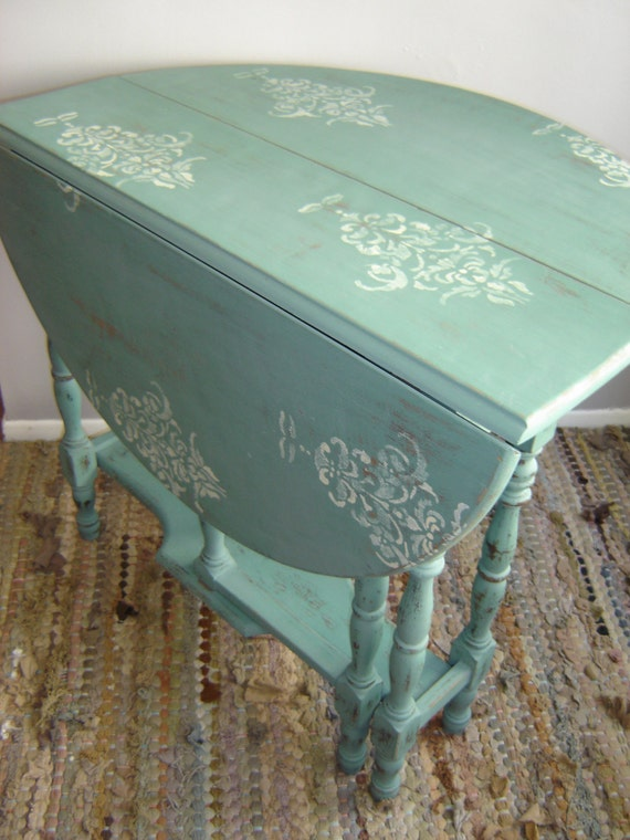 Unavailable listing on etsy for Drop leaf table ideas