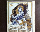 Religious Art Stamp Album
