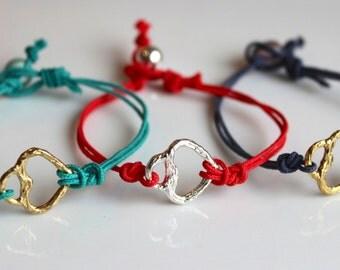 Lovelock strap bracelet