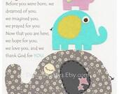 Baby Girl Nursery Decor -...
