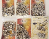 Mixed Lot of Snap Buttons