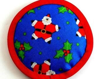 Christmas Cat Toy, Christmas Catnip Toy, Santa Cat Toy, Catnip Santa, Christmas Cats, Santa Cat, Cat Santa Toy,  SANTASTIC