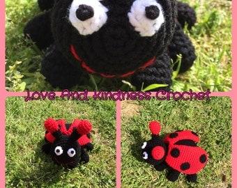 Ladybug Amigurumi
