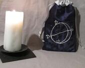 Goddess Drawstring Bag - Artimis