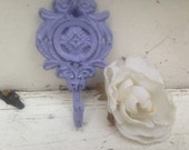 Wall Hook, Shabby Chic Wall Decor, Wall Hanger, HarDWARe IncLUdeD