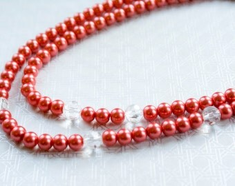 Berry Bead Necklace