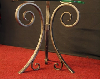 Hand Forged Coffee Table