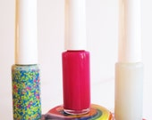 Pick Any 3 - Natural Non Toxic Nail Polish