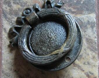 Antique Vintage Drawer Pull Ring Cabinet Handle