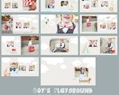 Boy's Playground 10x10 Whcc Flushmount album (DOWNLOAD)