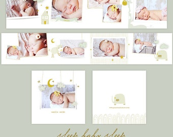 INSTANT DOWNLOAD  Sleep baby sleep 3x3 Whcc Accordion album
