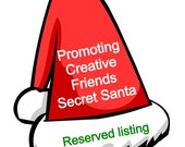 Reserved listing for pcfteam secret santa