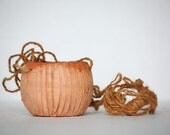 Vintage Chia Pot Hanging Planter in Original Box with Directions and Seeds