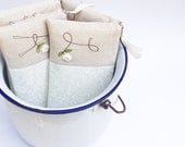 White Bridal Clutches, Gift for Bridesmaids, Personalized Wedding Purses, Set of 3 or More, Monogram Clutch MADE to ORDER by MamaBleuDesigns