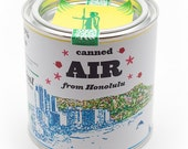 Original Canned Air From Honolulu, Hawaii, USA