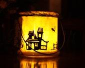 Tricks or Treats Halloween Lantern