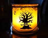 Hauntings Halloween Lantern
