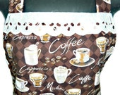 Coffee Lovers  apron