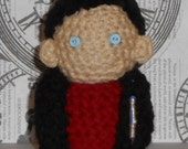 9th Doctor Doll (Doctor Who)