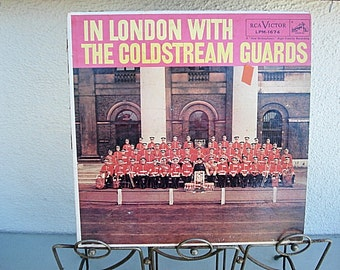 Save For meghanjames London With The Coldstream Guards, Classical,Brass & Military, London Guards, Vintage LP, Military Band