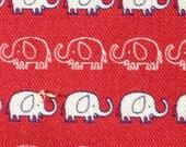 Japanese fabric Elephant printed One yard